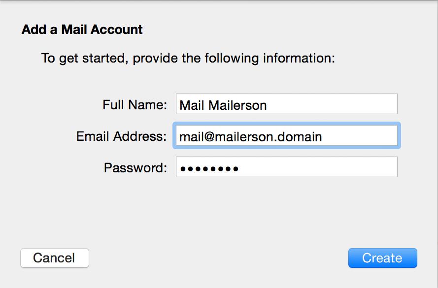 Tornado webmail
